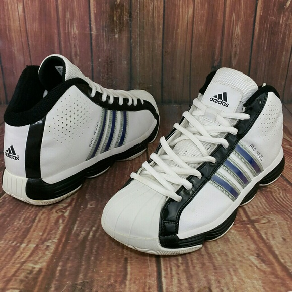 quality design e7296 4f6ea Adidas Other - ADIDAS Pro Model High Top Sneakers Men s Sz 10